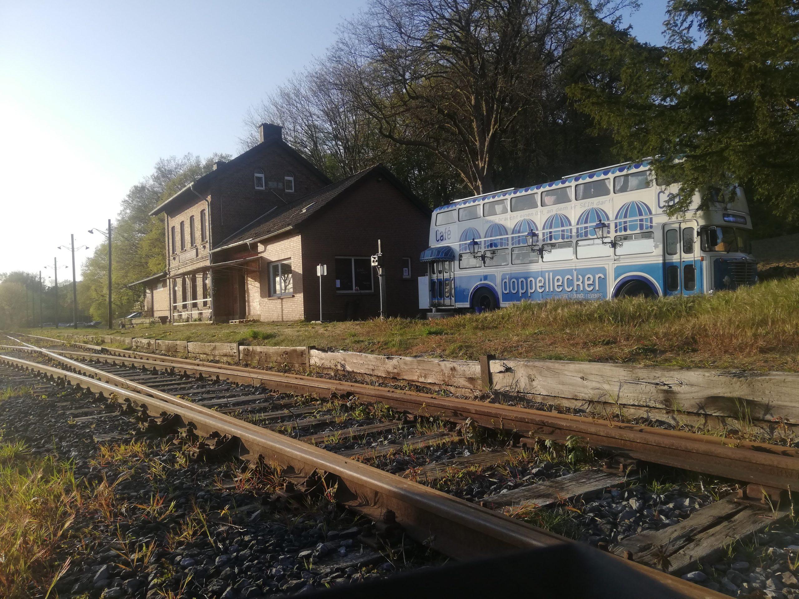 Tecklenburg - Alter Bahnhof